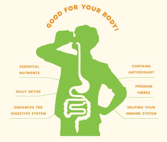 FibreFirst adalah suplemen serat dan nutrisi yang melancarkan pencernaan dan menjaga imunitas tubuh. Minuman diet sehat yang dapat dikonsumsi harian
